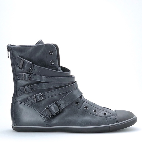 5114007f17d2 Converse Shoes - EUC Converse All Star Light Multi Strap Leather